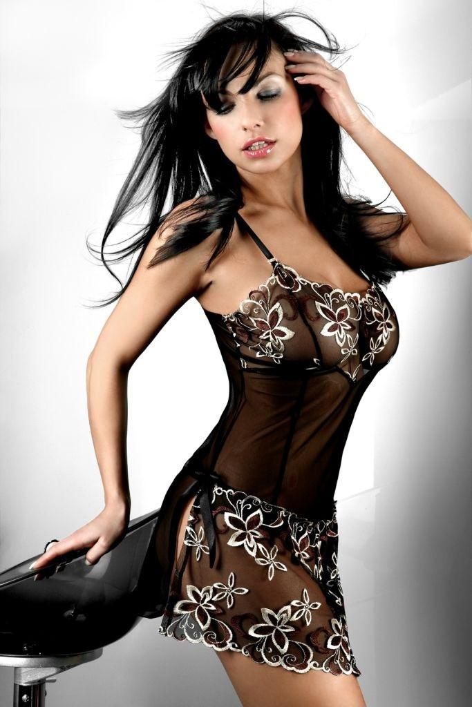 Košilka Hera-LivCo Corsetti Barva: dle obrázku, Velikost: S/M