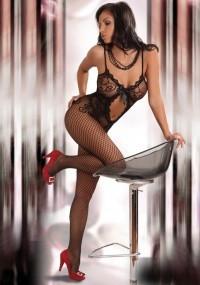 Body Magali-LivCo Corsetti čierna XL / XXL