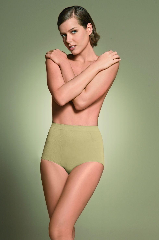 Stahovací kalhotky 50071 - Plié Barva: make-up, Velikost: S