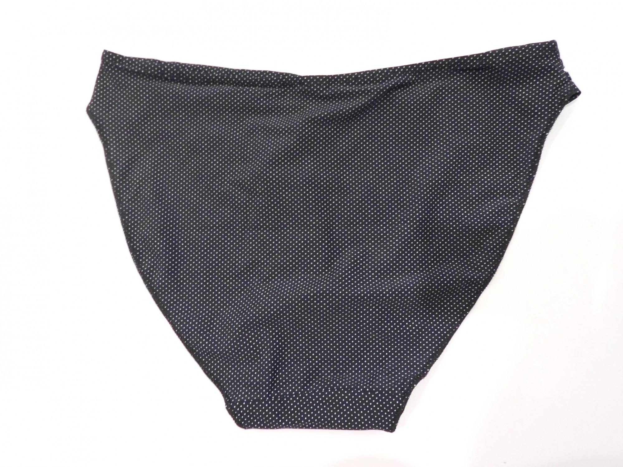 Kalhotky ECC0101 - Antigel Barva: tělová-puntík, Velikost: L