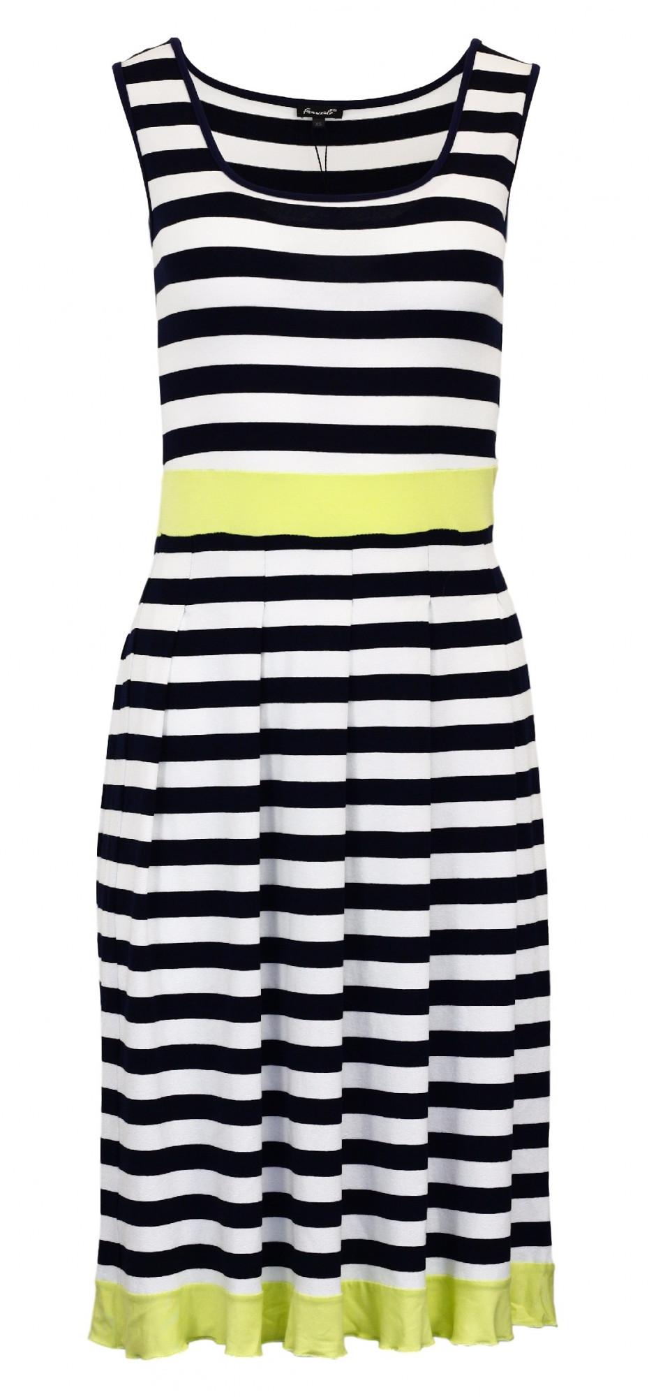 Dámské letní šaty Lana Mod Essed - Favab Barva  námořní pruhy d03ede34df