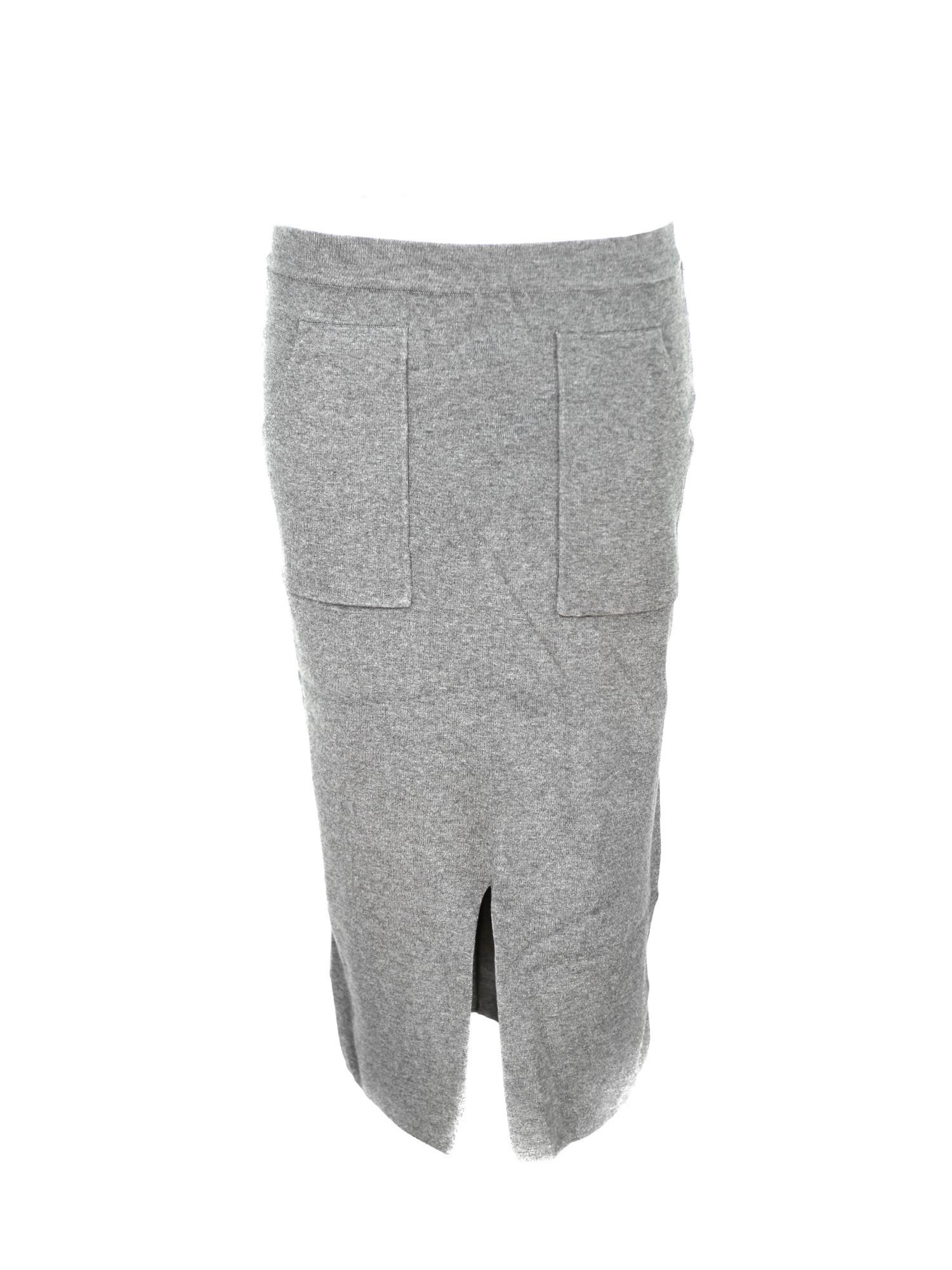 Dámska sukňa 27094 Chic - Gemini šedá L / XL