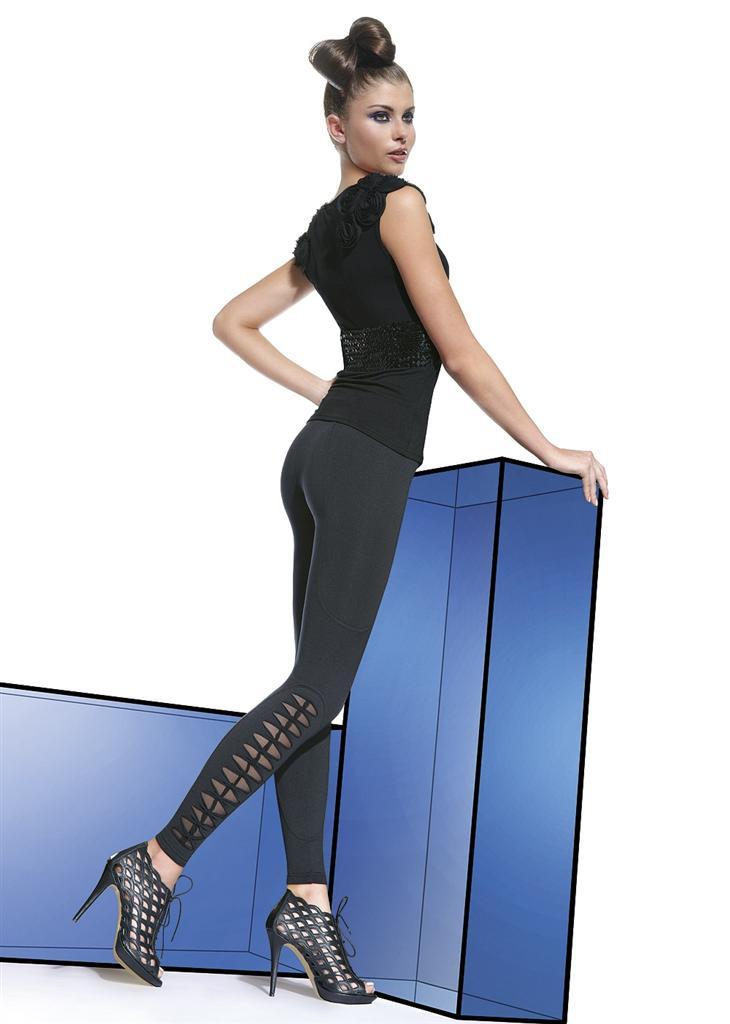 Legíny Stella - Bas Bleu černá S
