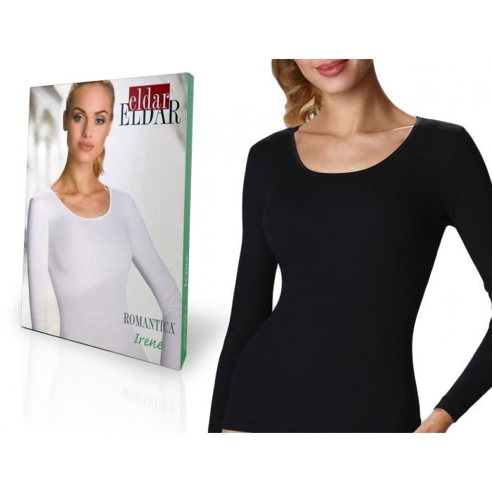 Dámske tričko IRENE - ELDAR Čierna XL