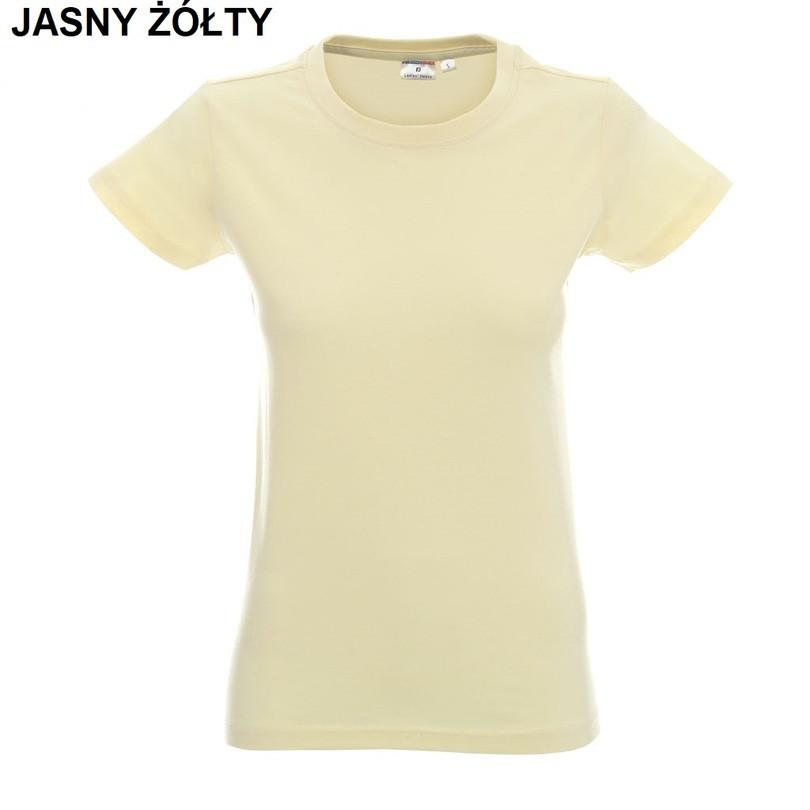 Dámské tričko 22160 - PROMOSTARS Barva: tmavě zelená, Velikost: S