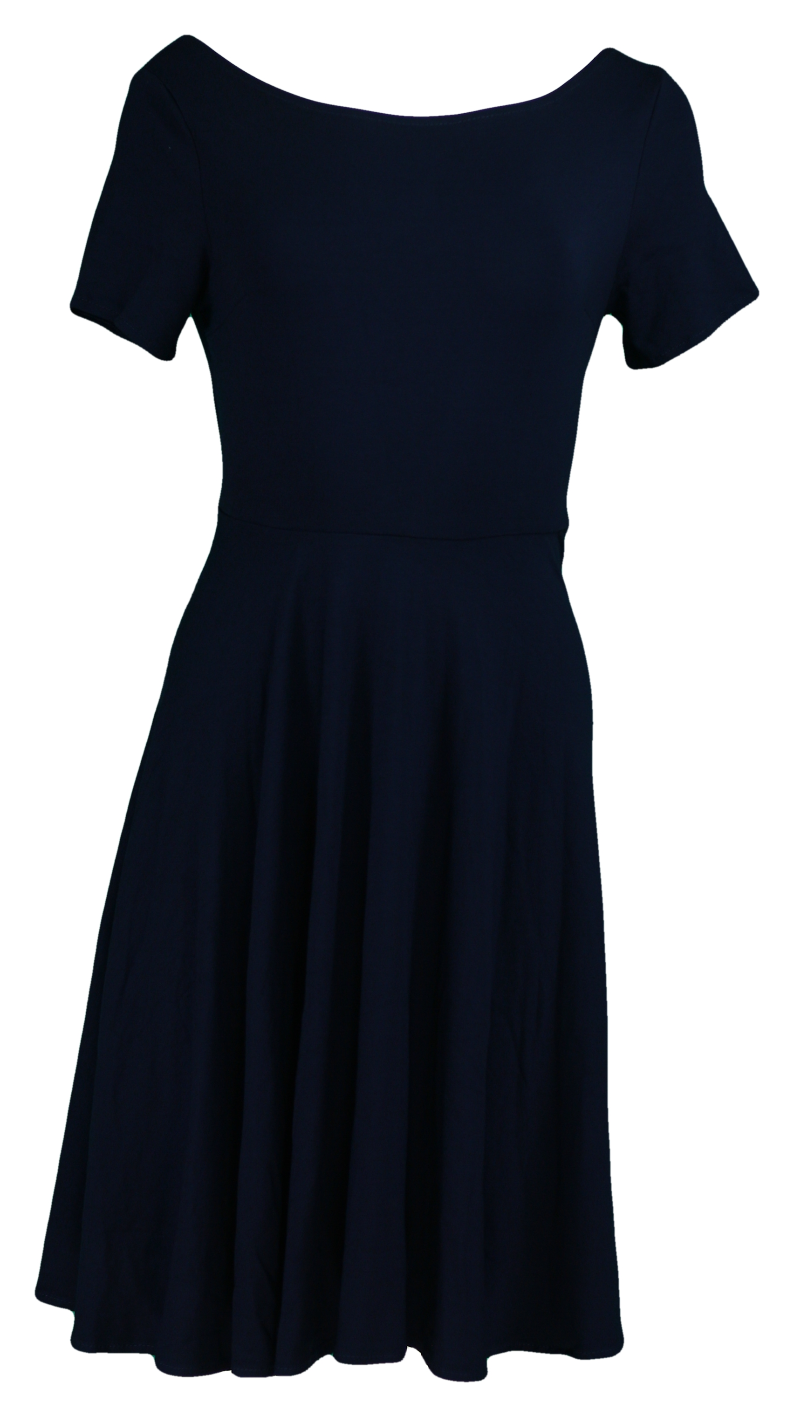 Dámske šaty Infinite - Gemini tm.modrá L