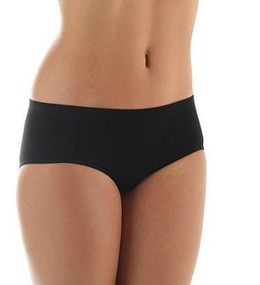 Dámské kalhotky HI00090A - Brubeck Barva: černá, Velikost: S