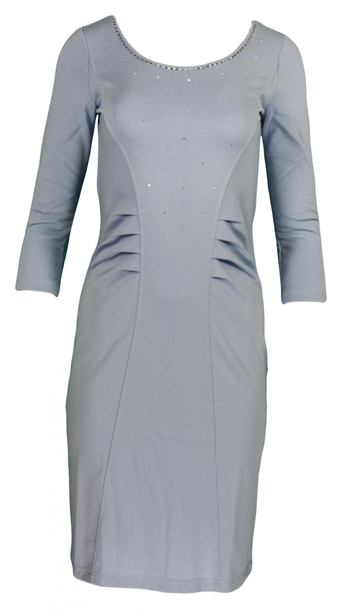 Dámske šaty Ninaka - Favab modrá M