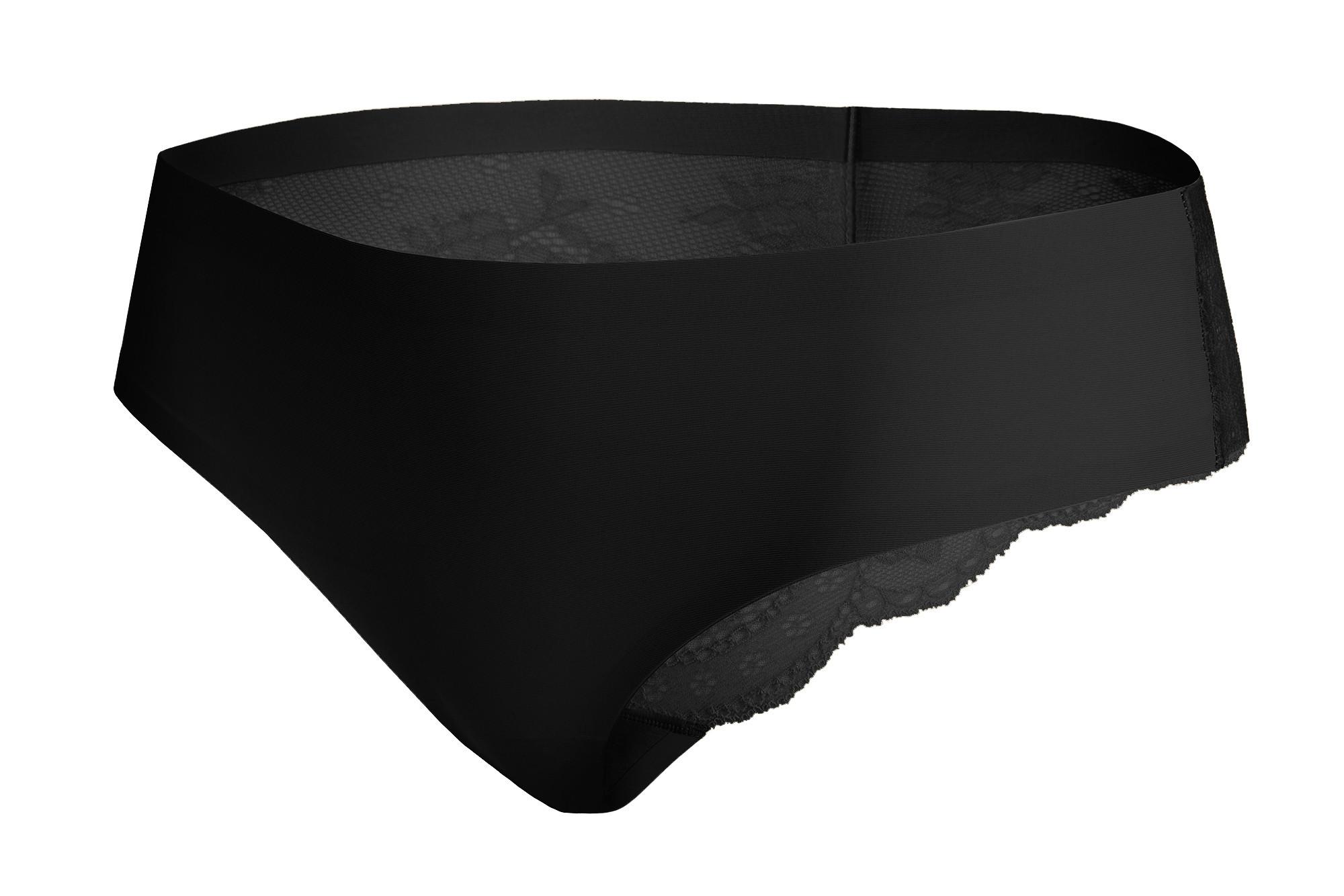 Nohavičky Tanga čierna - Julimex Čierna M