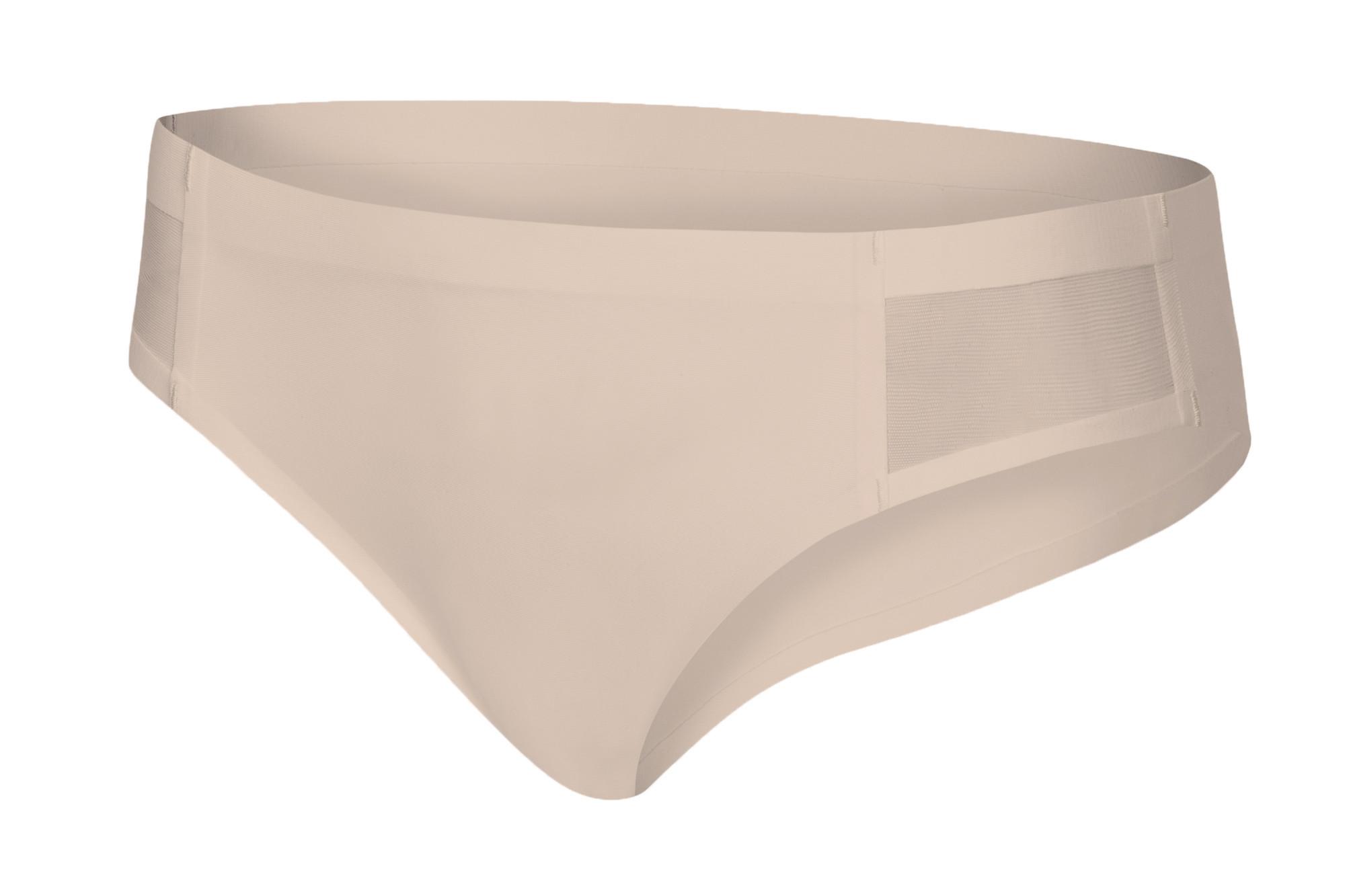 Kalhotky Bikini béžová - Julimex béžová XL