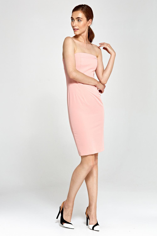 Dámske šaty S90 - Nife Čierna 36