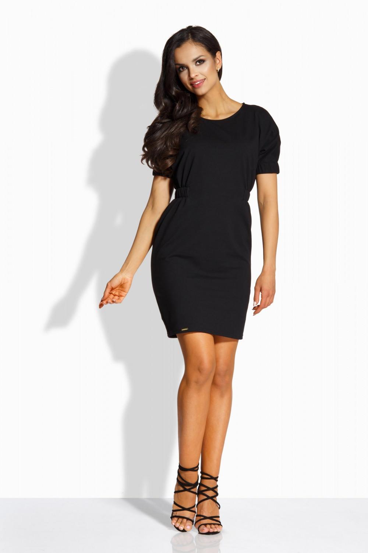 Dámske šaty L206 - Lemoniade Čierna L