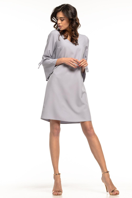 Spoločenské šaty T273 / 1 - Tessita biela 46