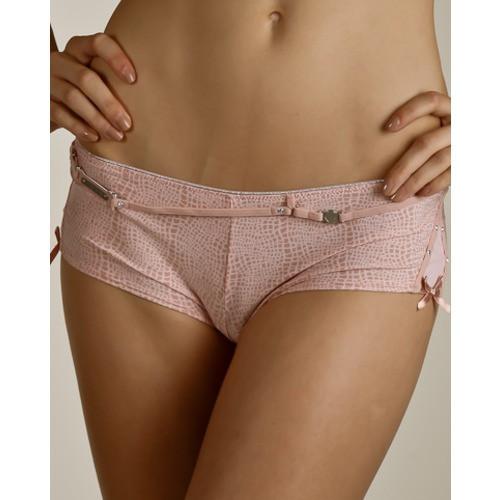 Dámské boxerky 15935 - Marlies Dekkers Barva: růžová, Velikost: L