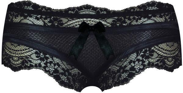 Kalhotky 34-2173 Pleasure State Barva: černá, Velikost: 36