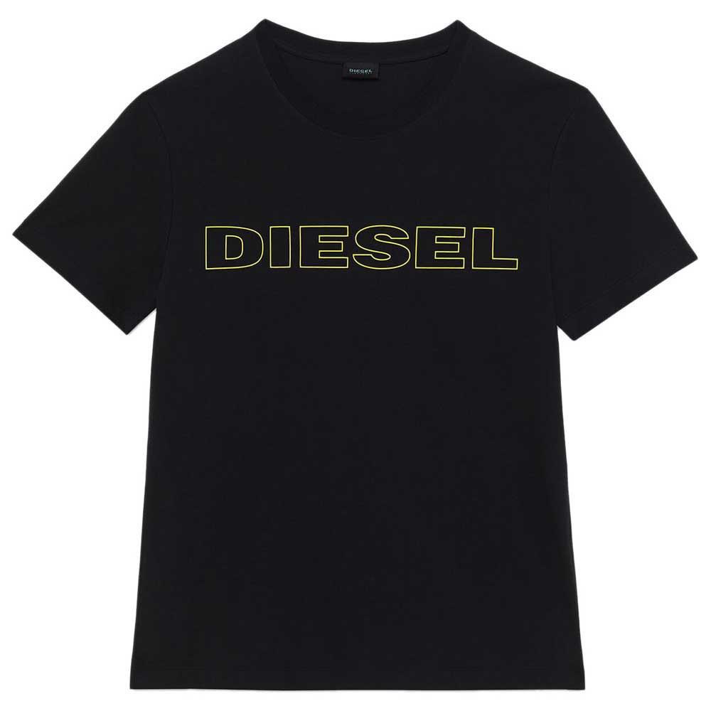 Pánske tričko na spanie 00CG46-0DARX-E5191 čierna - Diesel čierna XXL