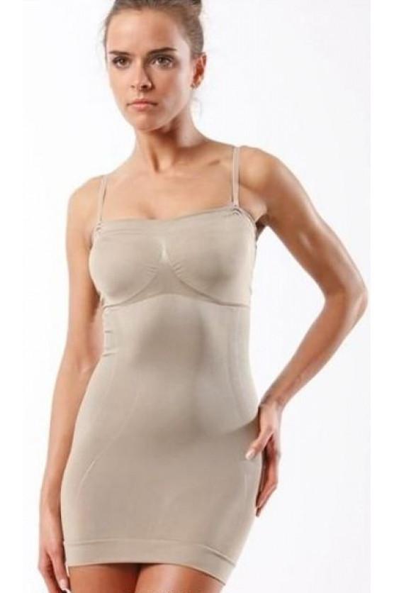 Stahující šaty - Gatta Barva: černá, Velikost: S
