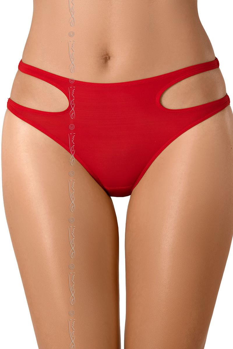 Dámské kalhotky V-8133 - Axami červená L