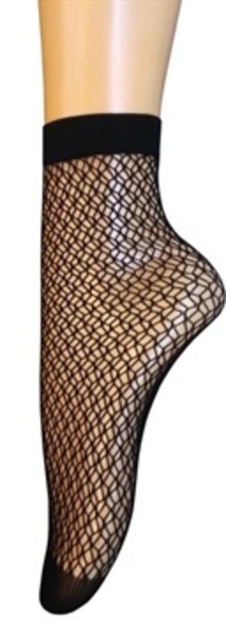 Dámské ponožky Gatta - SKARPETKI FISHNET. tělová UNI