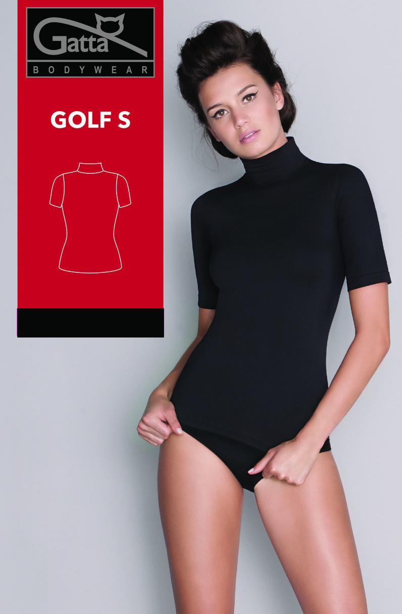 Dámske tričko s rolákom - GATTA bodywear ferrari S