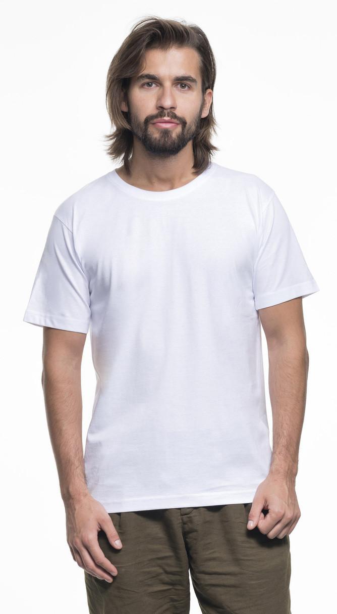 Pánske tričko Heavy 21172-20 - Promostars bílá L