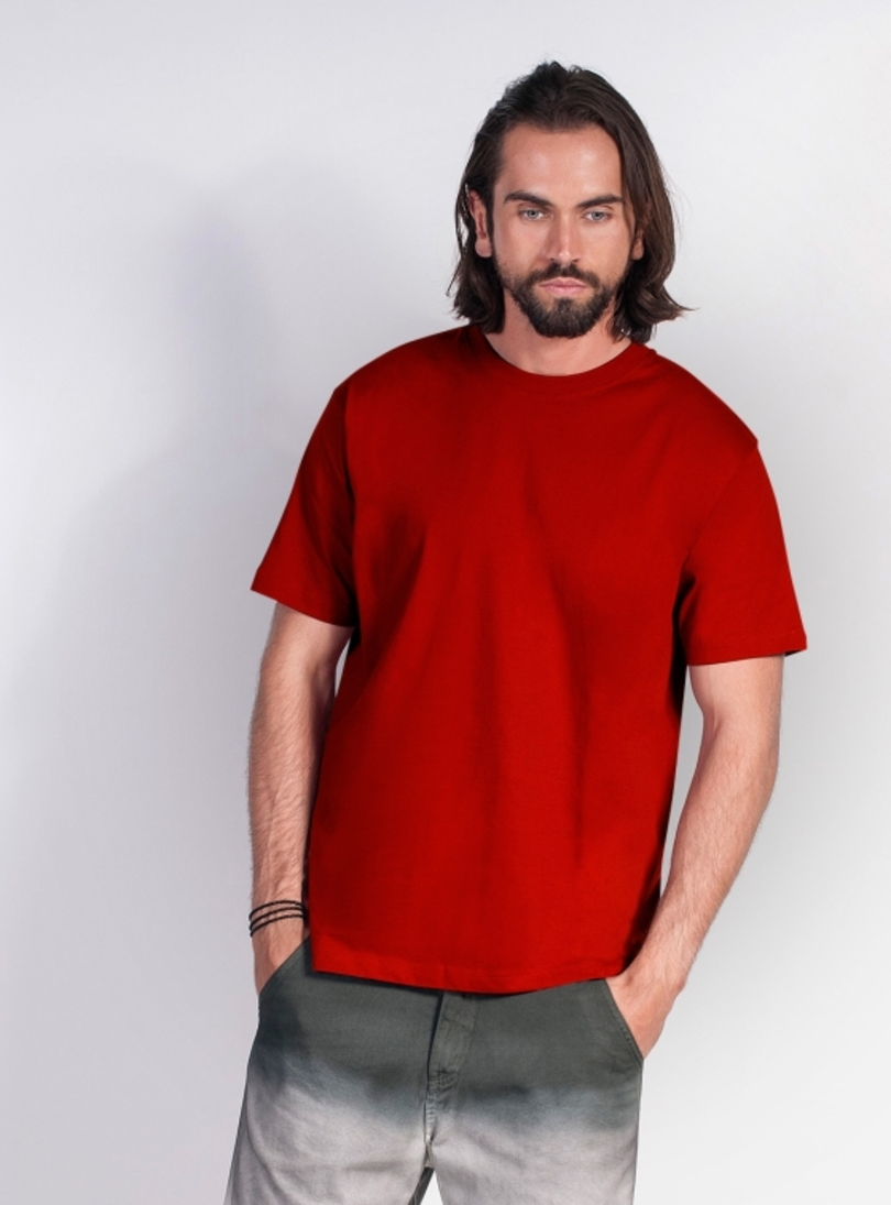 Pánske tričko premium 21185 - Promostars tmavě modrá M