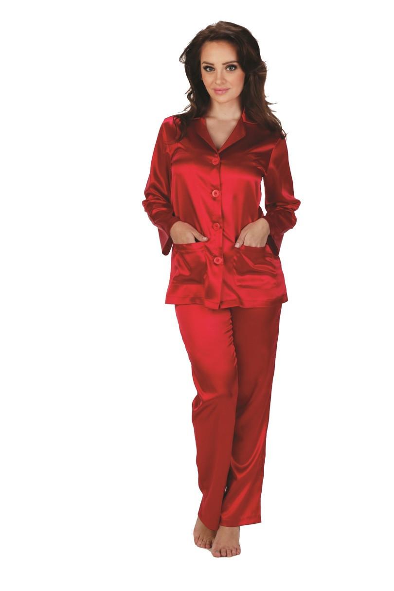 Piżama CLASSIC 934 CZERWONY M