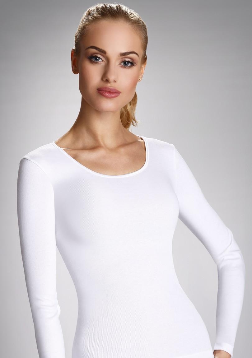 Dámské tričko IRENE PLUS - ELDAR černá 3XL