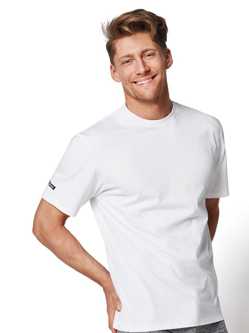 Pánske tričko T-LINE 19407 - T-LINE bílá XL