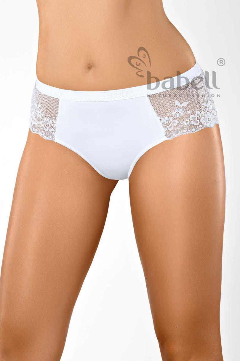 Dámske nohavičky BBL099 bílá S