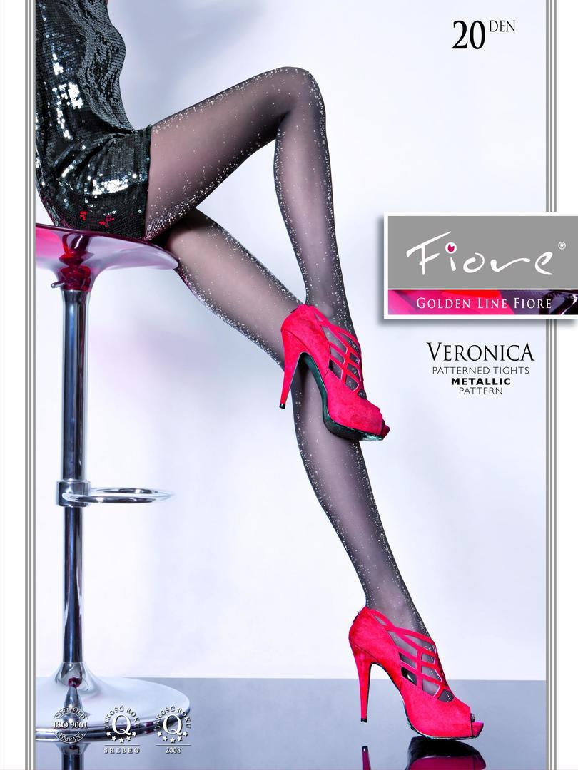 Dámské punčochové kalhoty VERONICA 20 den černá 4