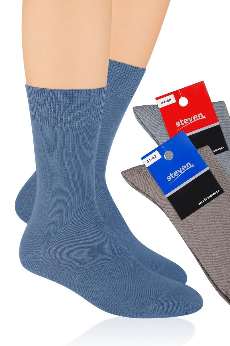 Pánske bavlnené ponožky 048 béžová 44-46