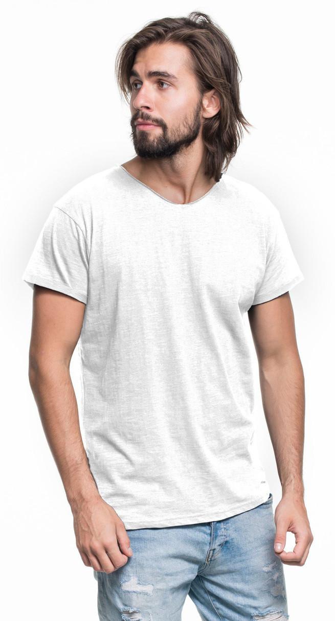 Pánske tričko LIFE 21250 bílá XL