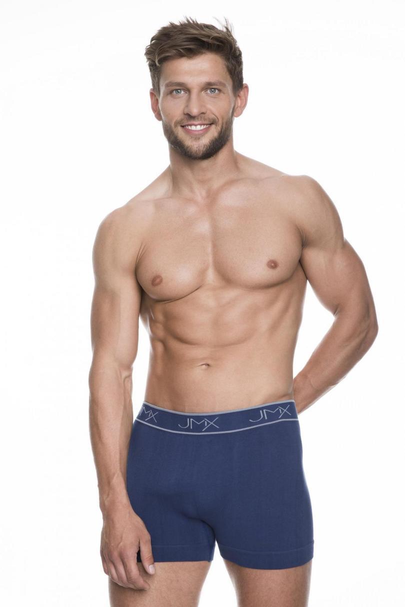 Pánske boxerky CARBON tmavě modrá M