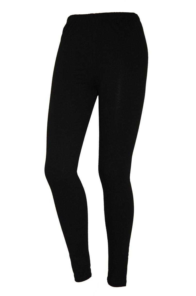 Dámske podvlékací nohavice XL CZARNY XL