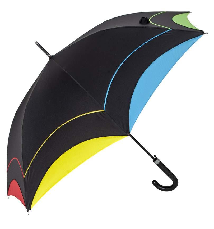 Deštník DA153 černá