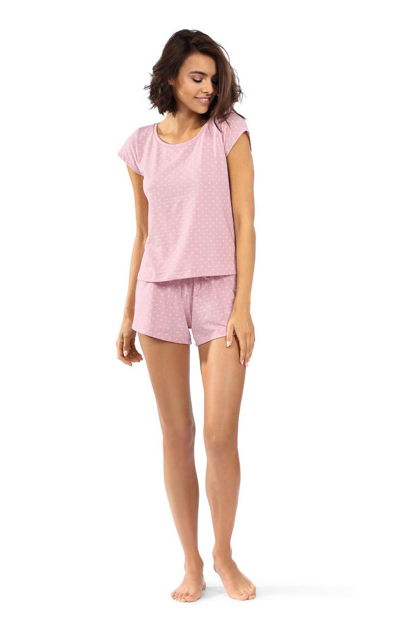 Dámske pyžamo P-1526 růžová 40