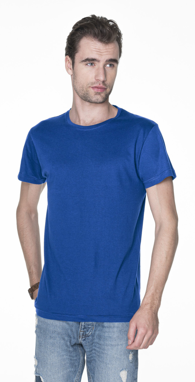 Pánske tričko M GEFFER 29100 tmavě modrá M