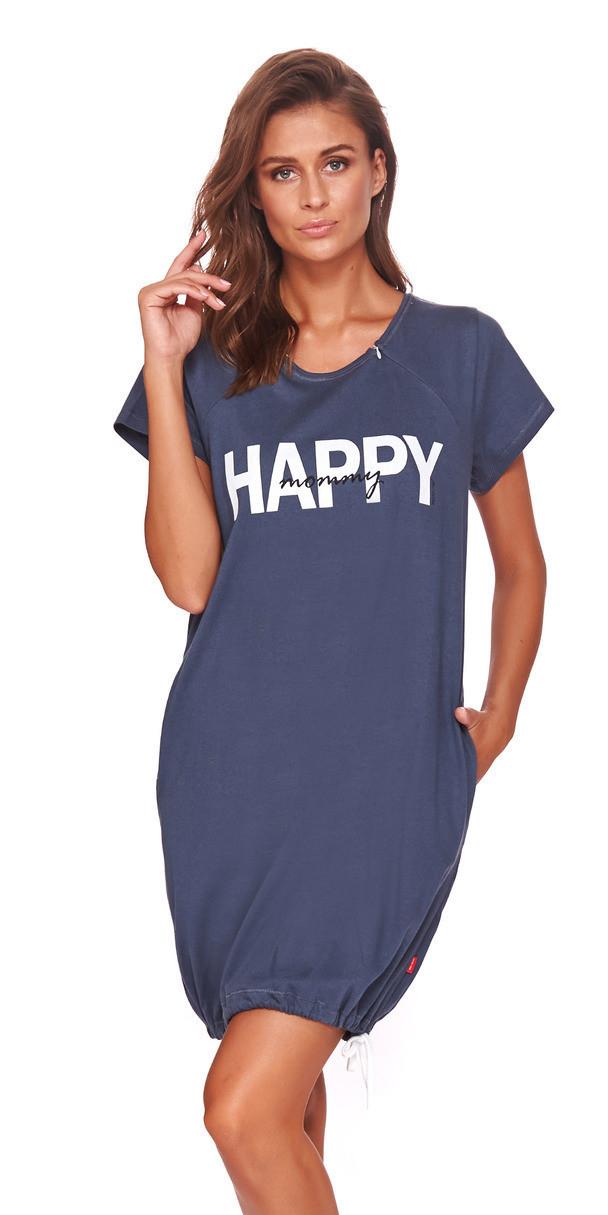 Dámská noční košile 9504 XL