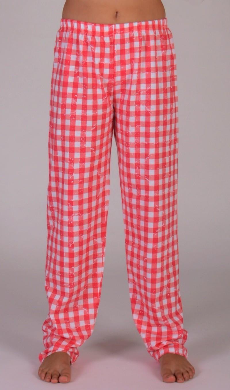 Detské pyžamové nohavice Tereza Jahoda 3 - 4