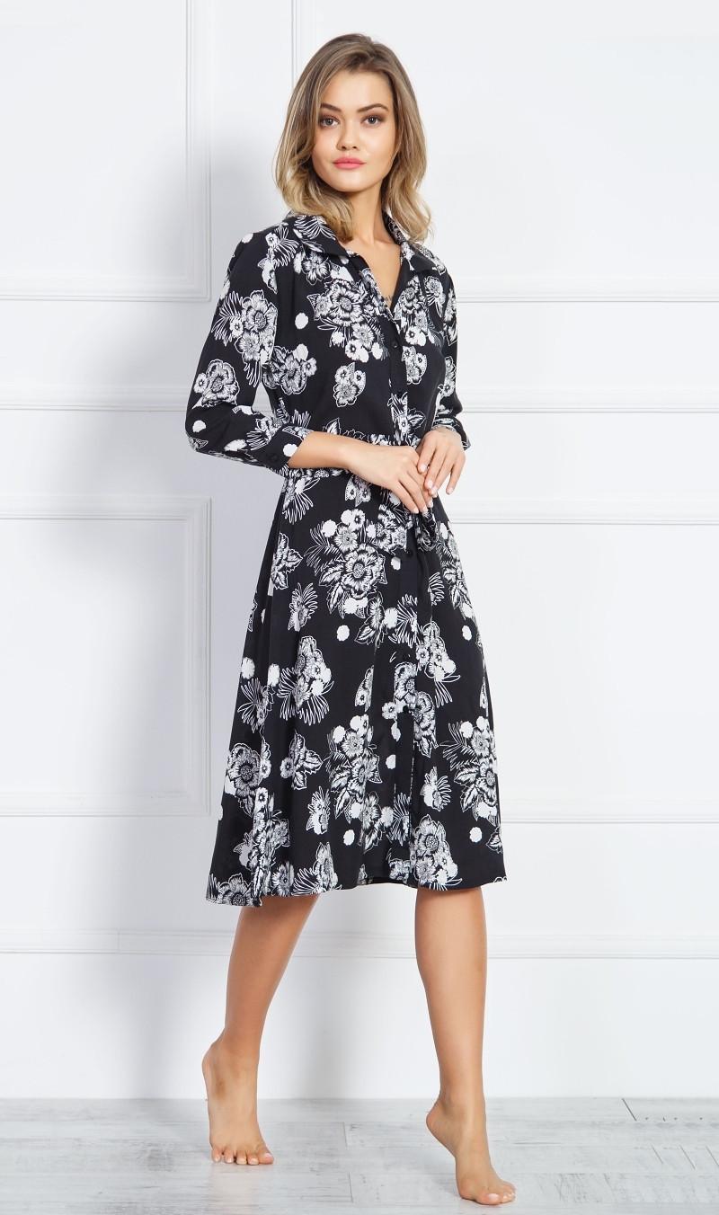 Dámske šaty Martina čierna M
