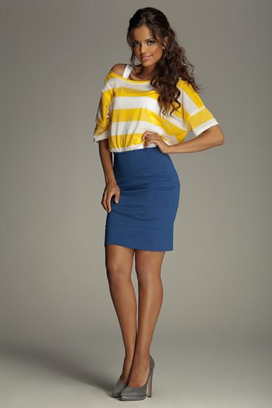 Krátká sukně model 10106 Figl S