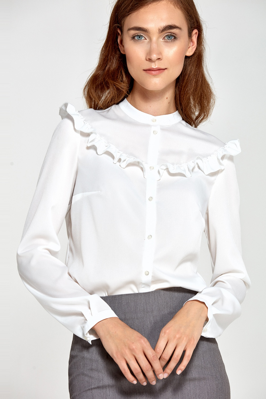 Dámská košile model 102315 Nife 40