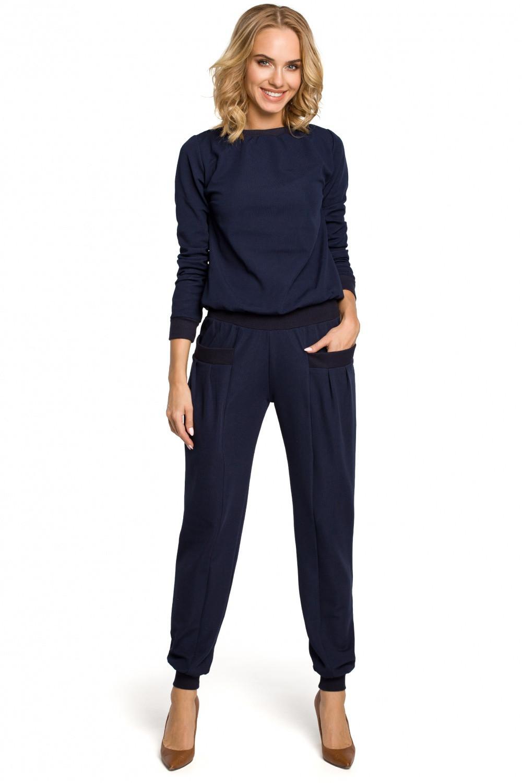 Dámské kalhoty model 102626 Moe M