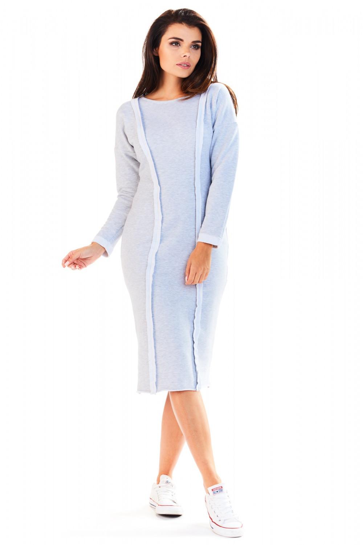 Denní šaty model 103631 awama Velikost: 36