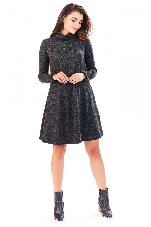 Denní šaty model 103633 awama 36/38
