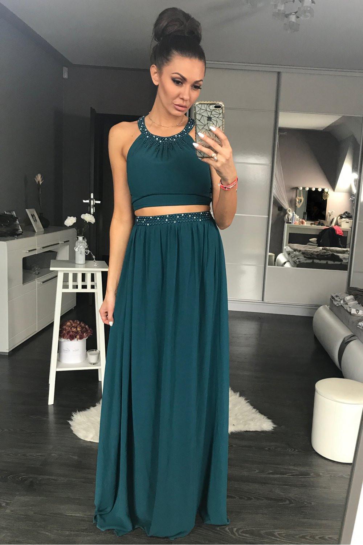 Dlouhé šaty model 105251 YourNewStyle L