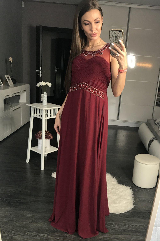 Dlouhé šaty model 105274 YourNewStyle S
