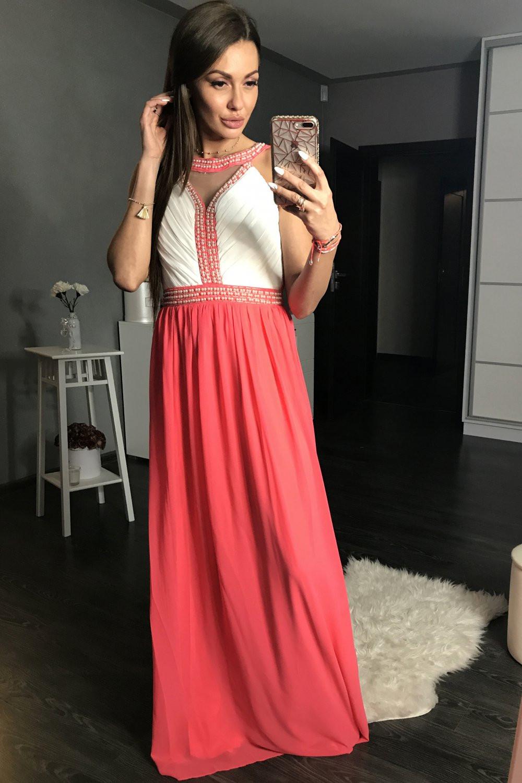 Dlouhé šaty model 105280 YourNewStyle L