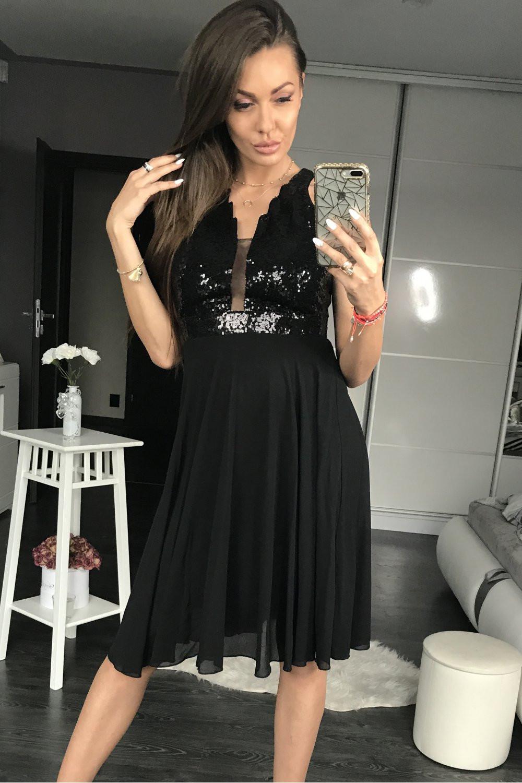 Večerní šaty model 105294 YourNewStyle L